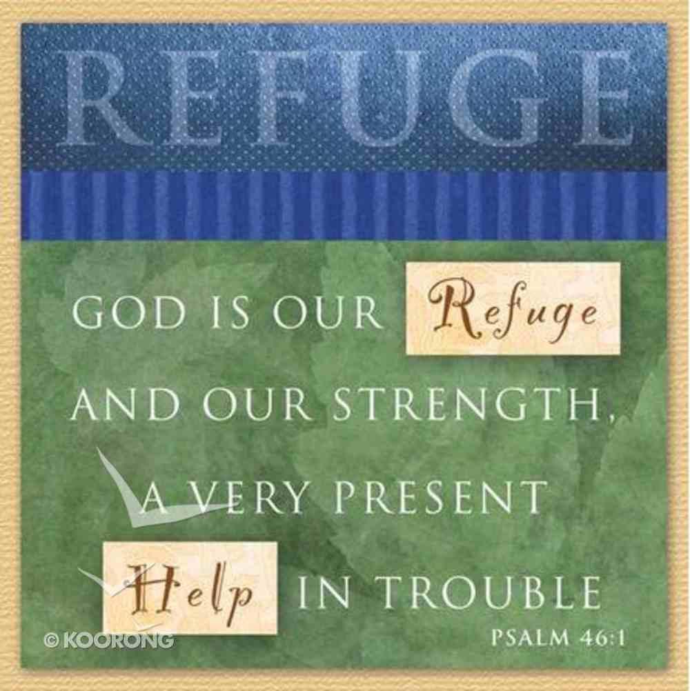 Celebrate Life Easled Magnet: Refuge Novelty