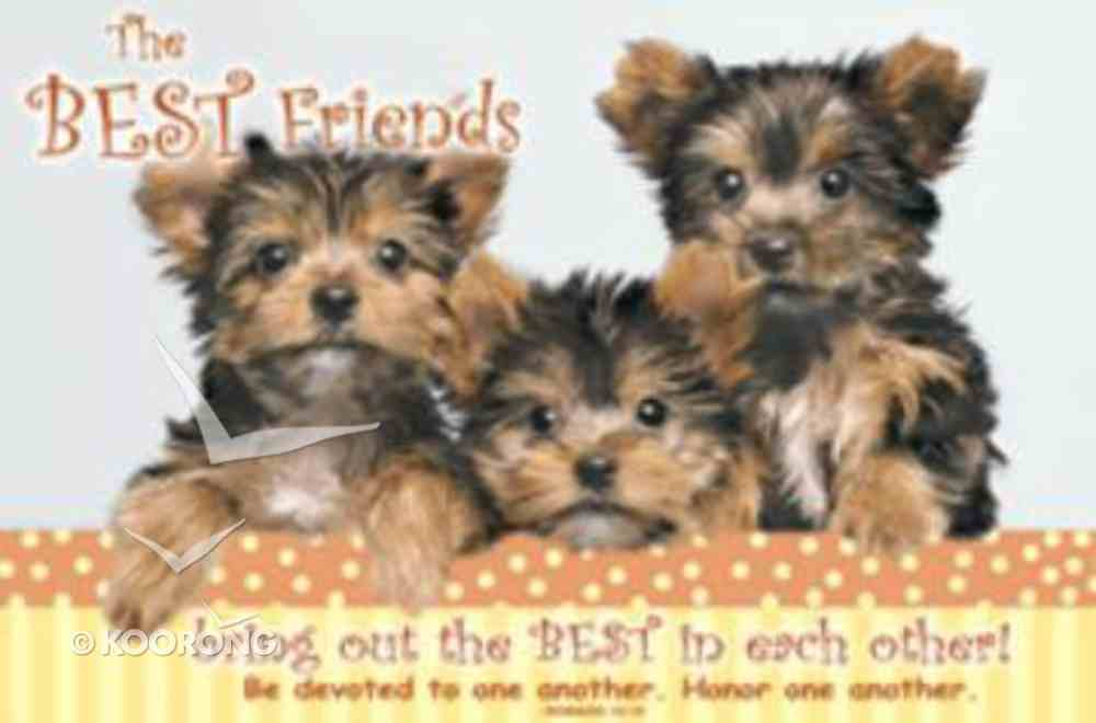 Poster Small: The Best Friends Poster