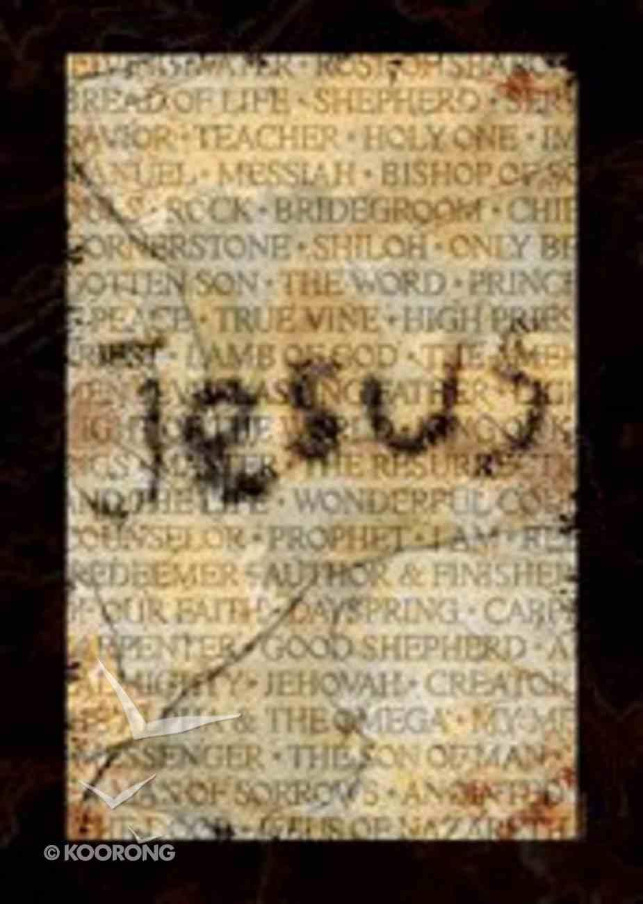 Poster Large: Jesus Poster