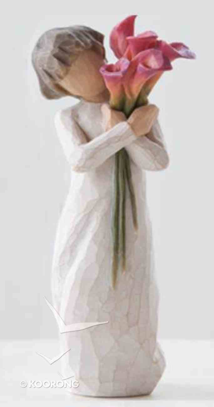 Willow Tree Figurine: Bloom, Like Our Friendship Homeware