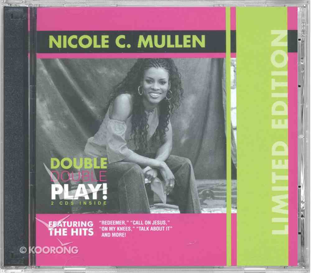 Nicole C Mullen: Double Double Play (Limited Edition, 2 Cds) CD