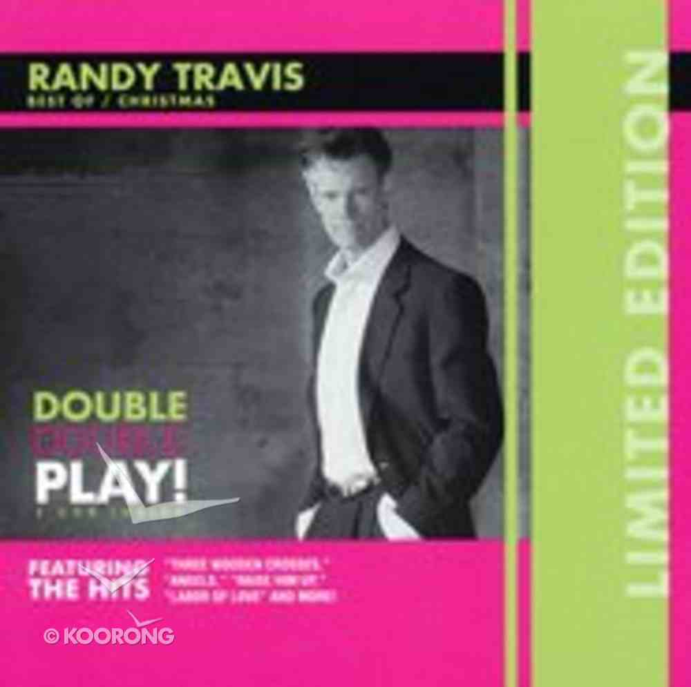 Randy Travis: Double Double Play (Limited Edition, Best Of/christmas) CD