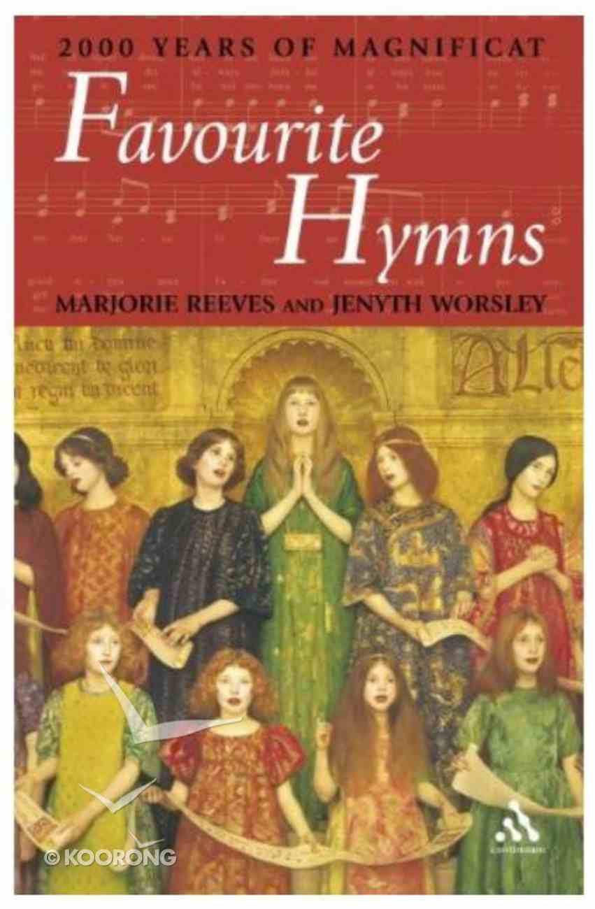 Favourite Hymns Paperback