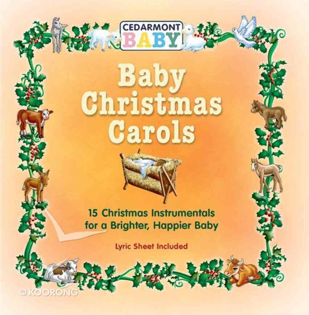 Baby Christmas Carols (Cedarmont Baby Series) CD