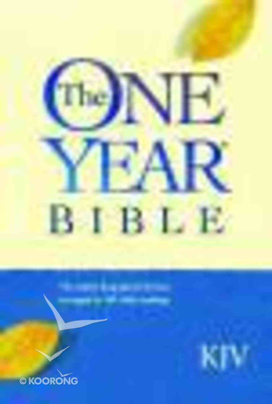 KJV One Year Bible Compact Paperback