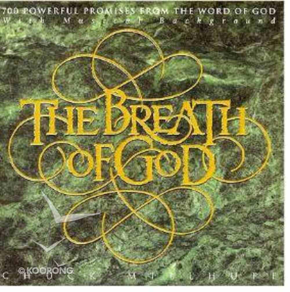 Breath of God the CD