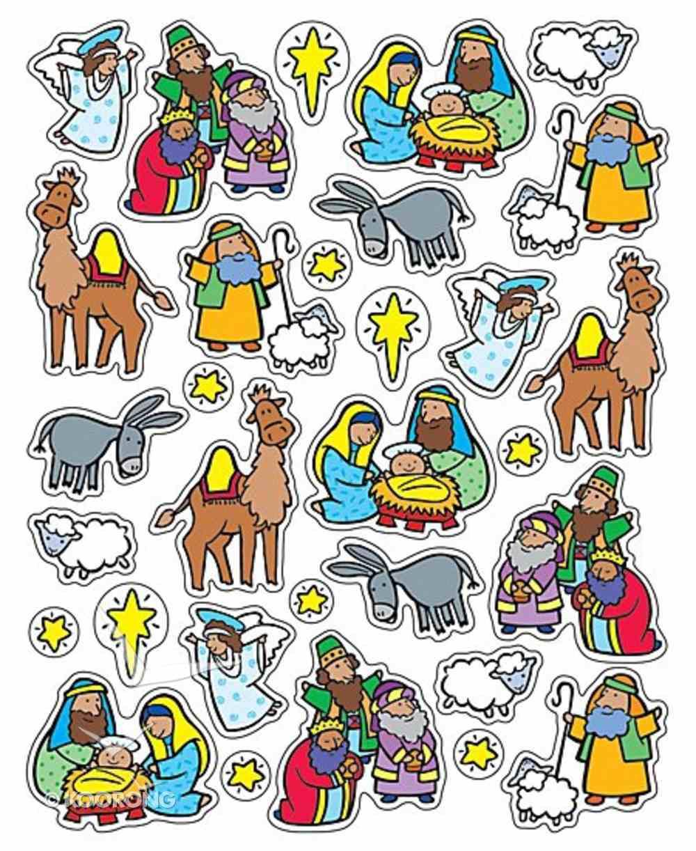 Sticker Pack: The Nativity Novelty