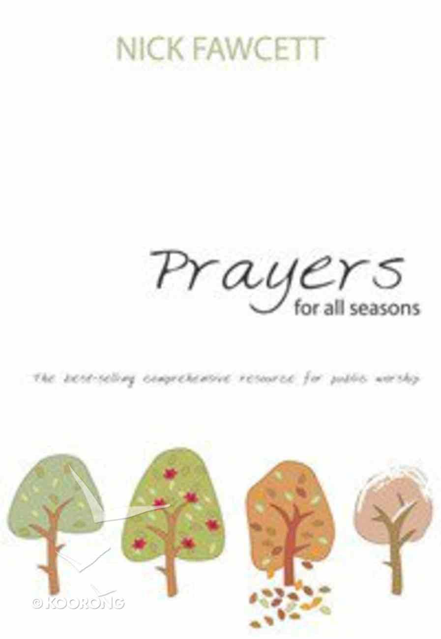 Prayers For All Seasons (Vol 1) Paperback