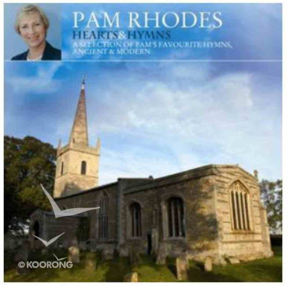 Pam Rhodes Hearts and Hymns Double CD CD