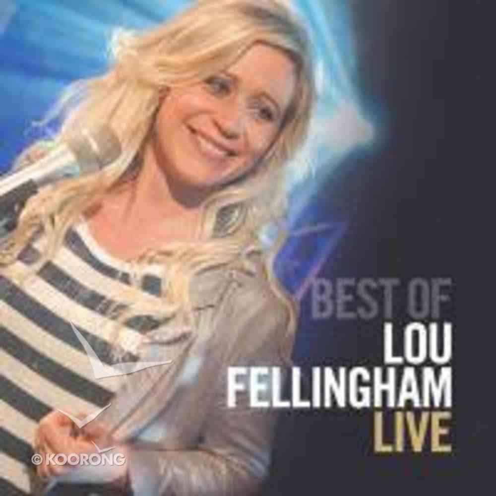 Best of Lou Fellingham CD