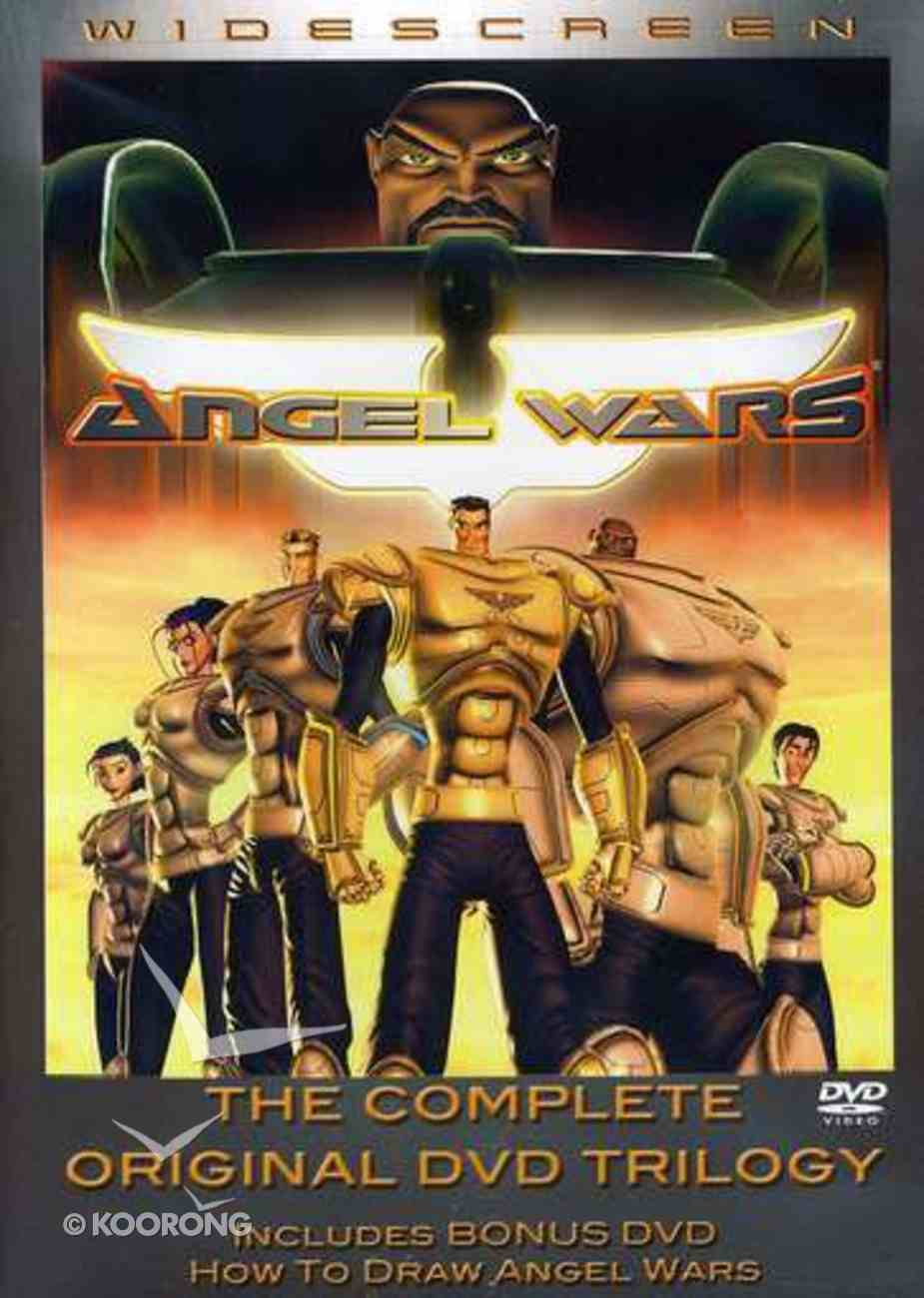 Box Set (Repackaged) (4 DVD Set) (Angel Wars Dvd Series) DVD