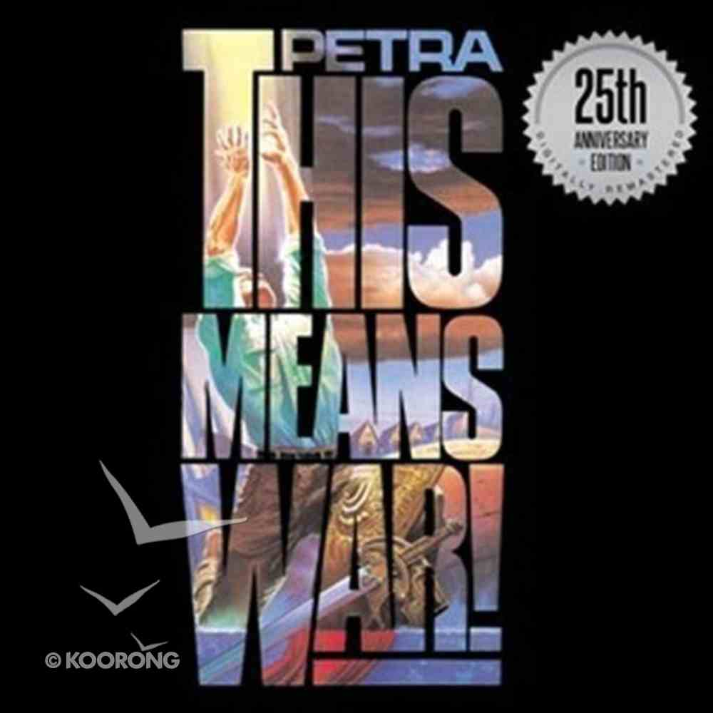 This Means War: 25Th Anniversary Edition CD