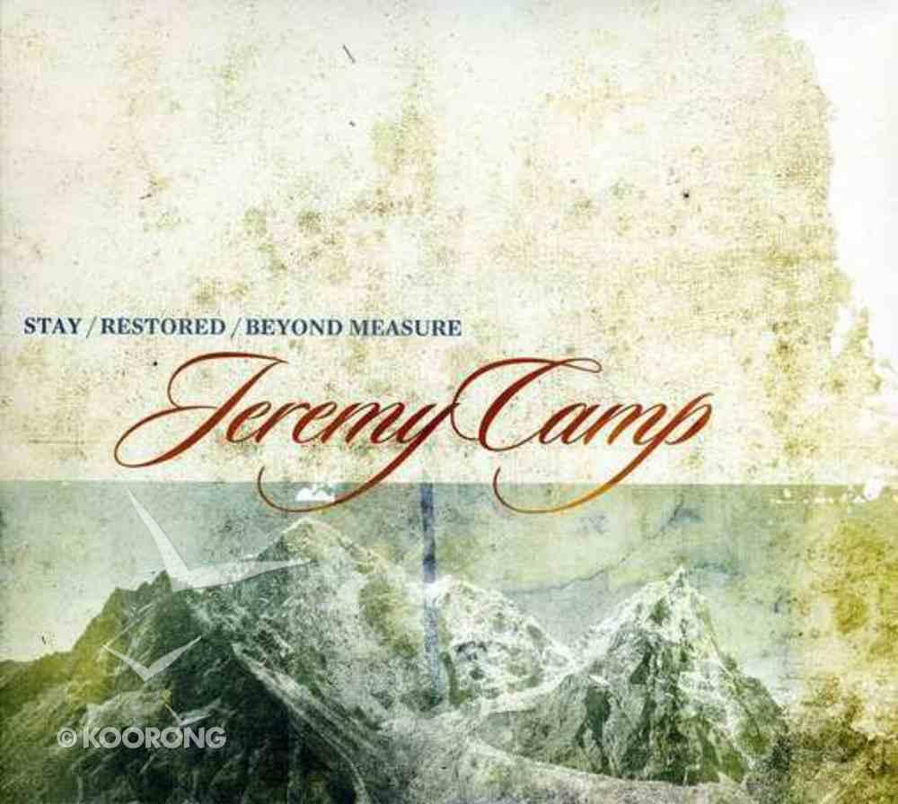 Stay, Restored, Beyond Measure Triple CD Pack CD