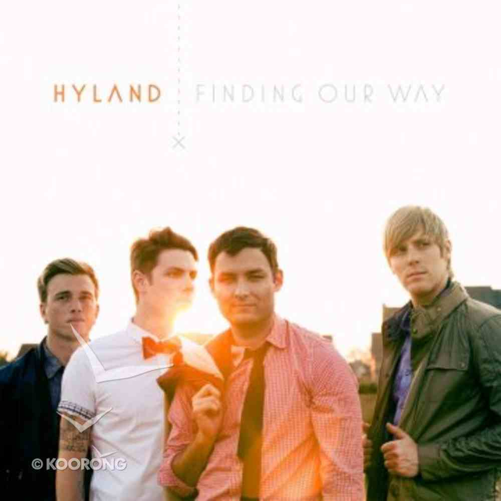 Finding Our Way CD
