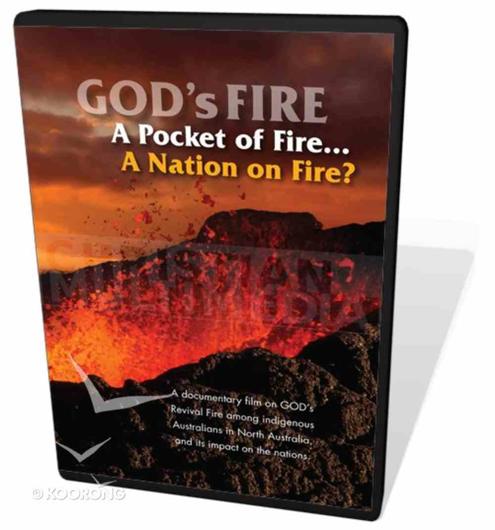 God's Fire DVD