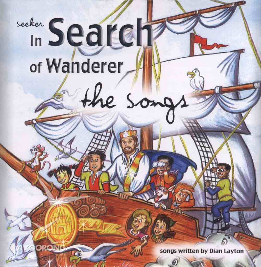 In Search of Wanderer CD