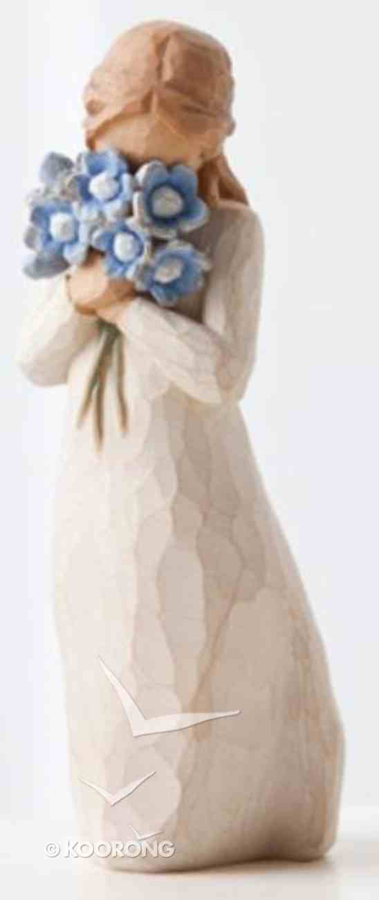 Willow Tree Figurine: Forget Me Not Homeware