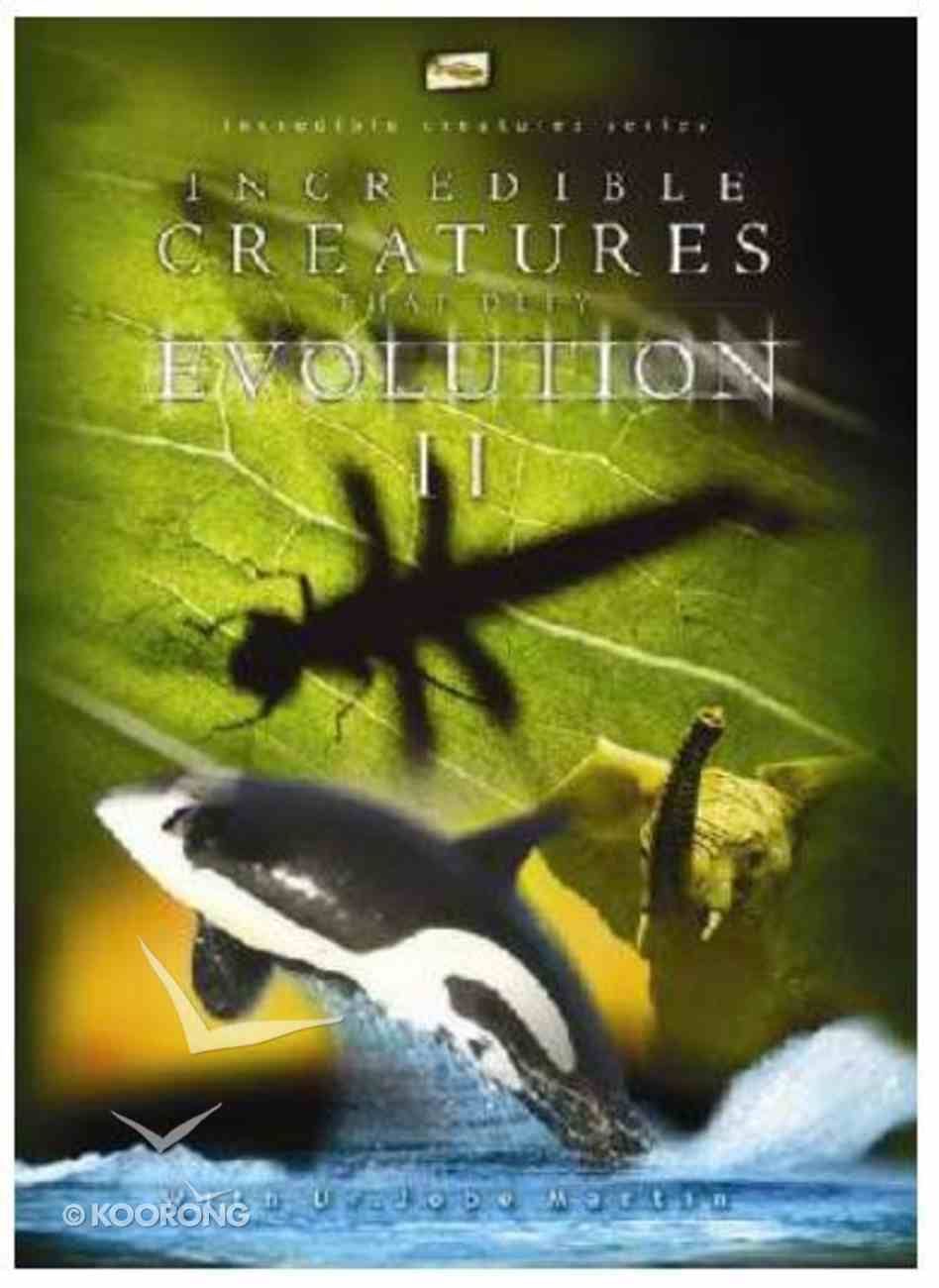 Incredible Creatures That Defy Evolution (Ii) DVD