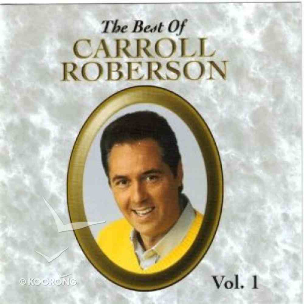 The Best of Carroll Roberson (Volume 1) CD