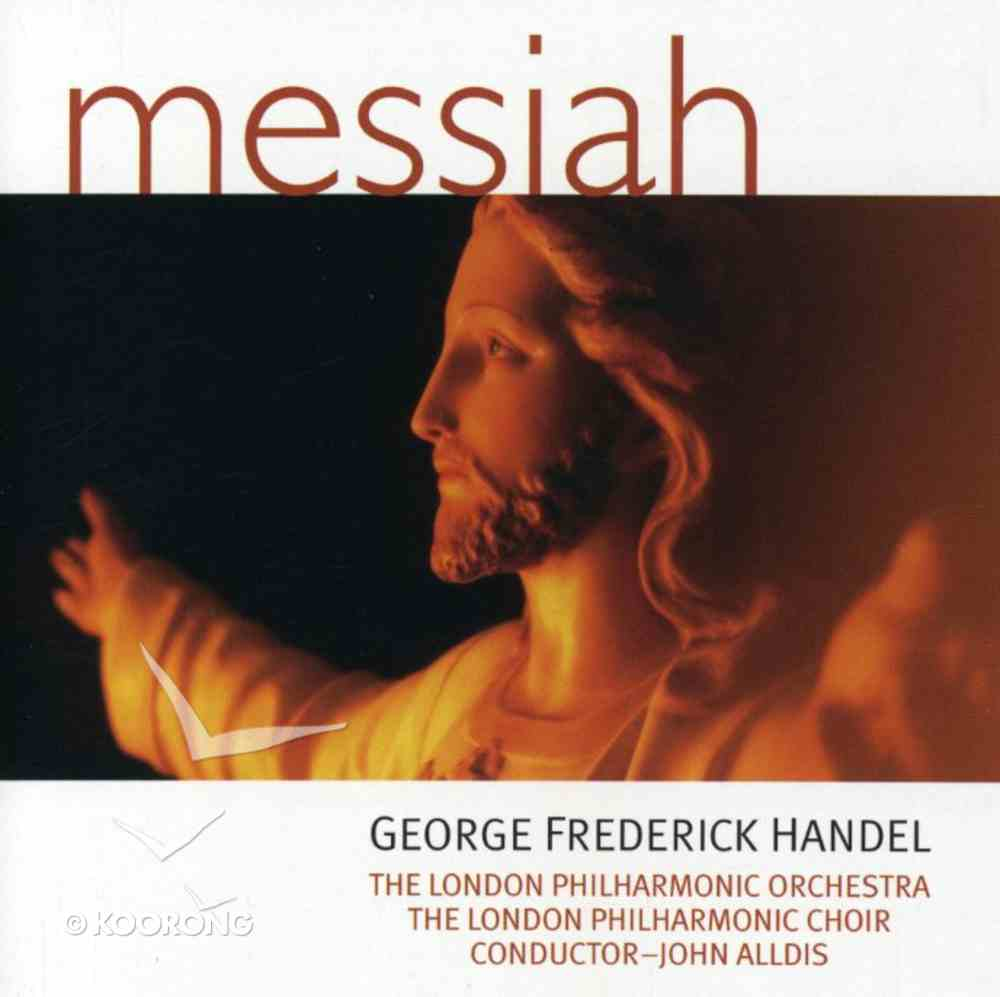 Handels Messiah CD