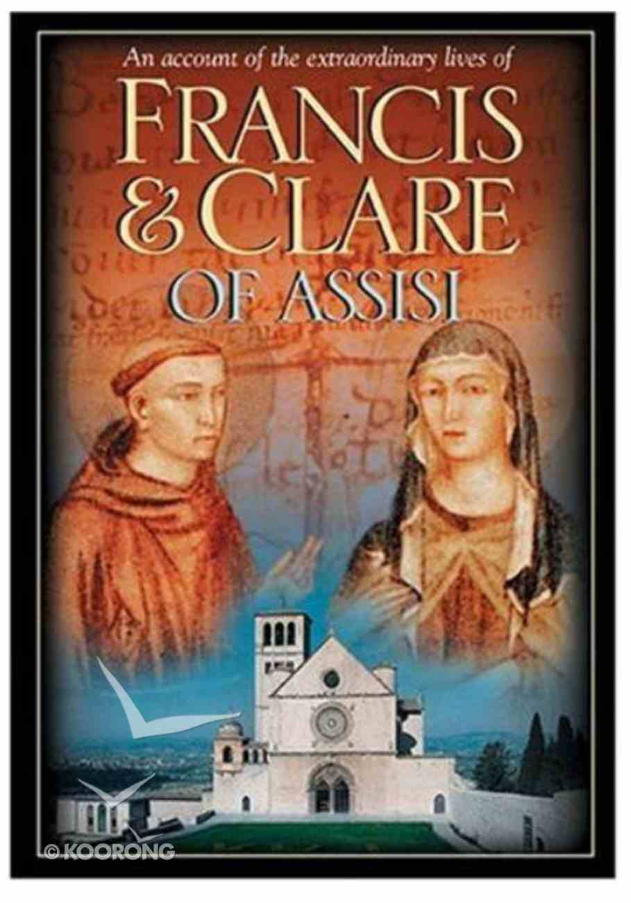 Francis and Clare of Assisi DVD
