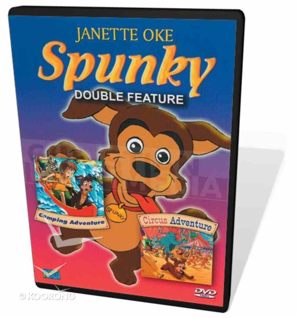 Spunky Double Feature: Circus Adventure and Camping Adventure DVD