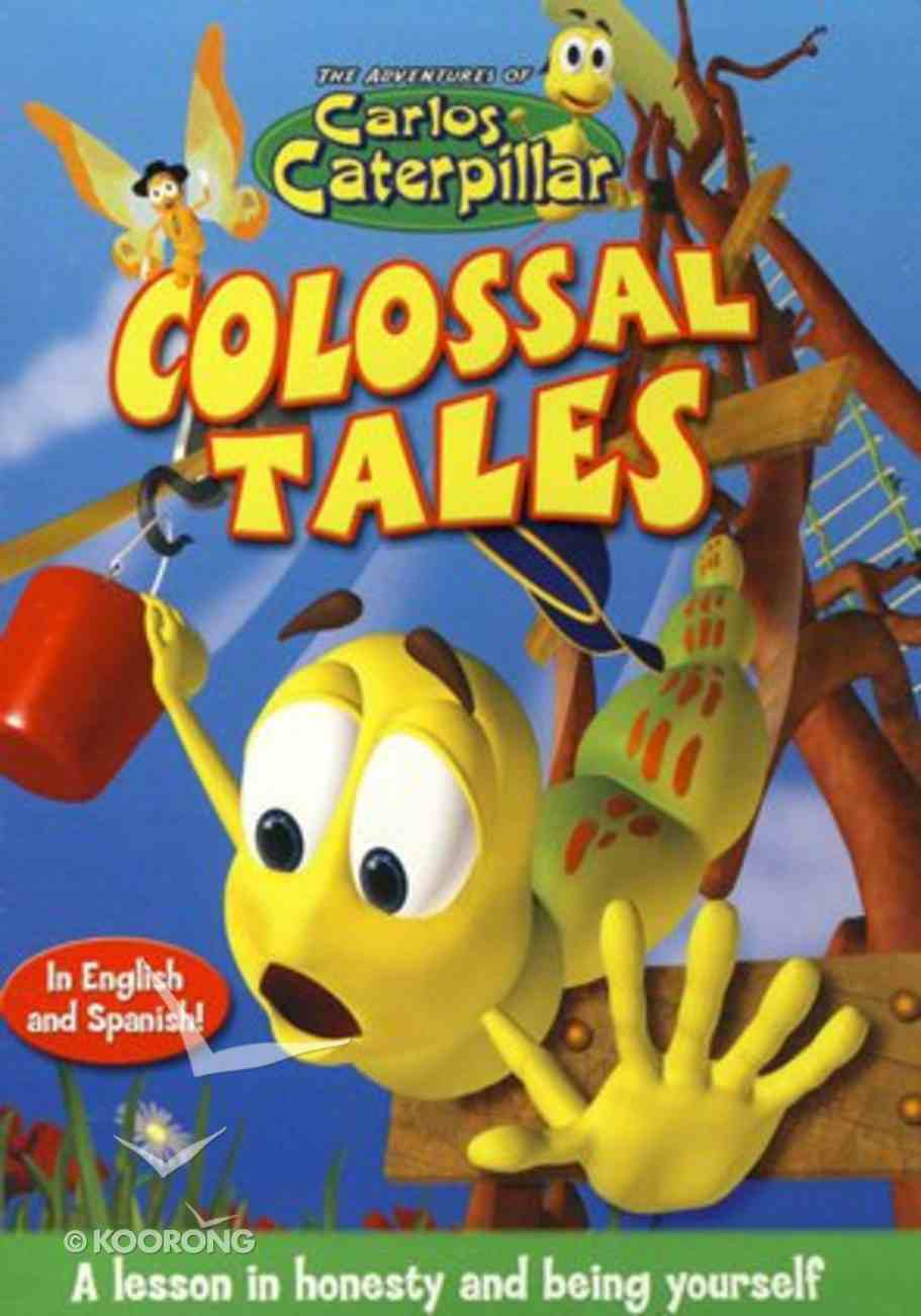 Carlos Caterpillar: Colossal Tales DVD