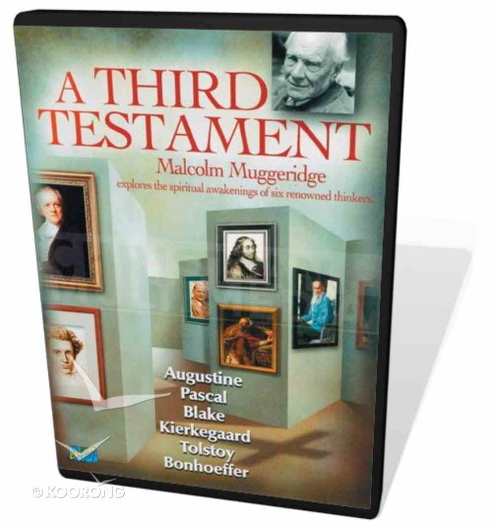 A Third Testament (2 Dvds) DVD