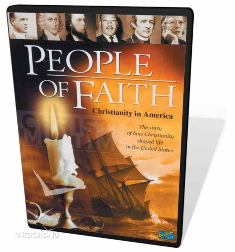 People of Faith (2 Dvds) DVD