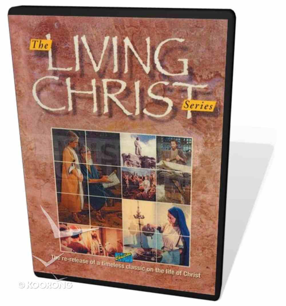 Living Christ Series (3 Dvds) DVD