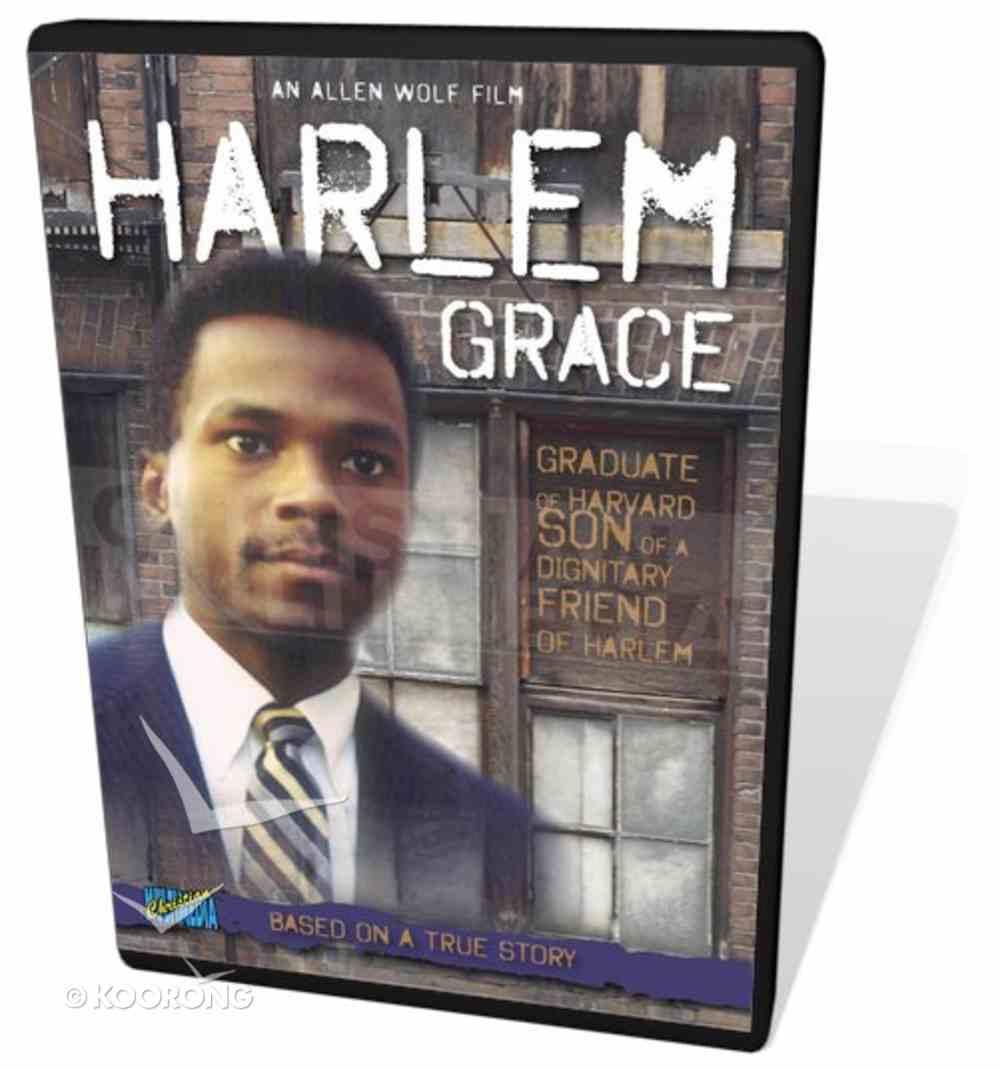 Harlem Grace DVD