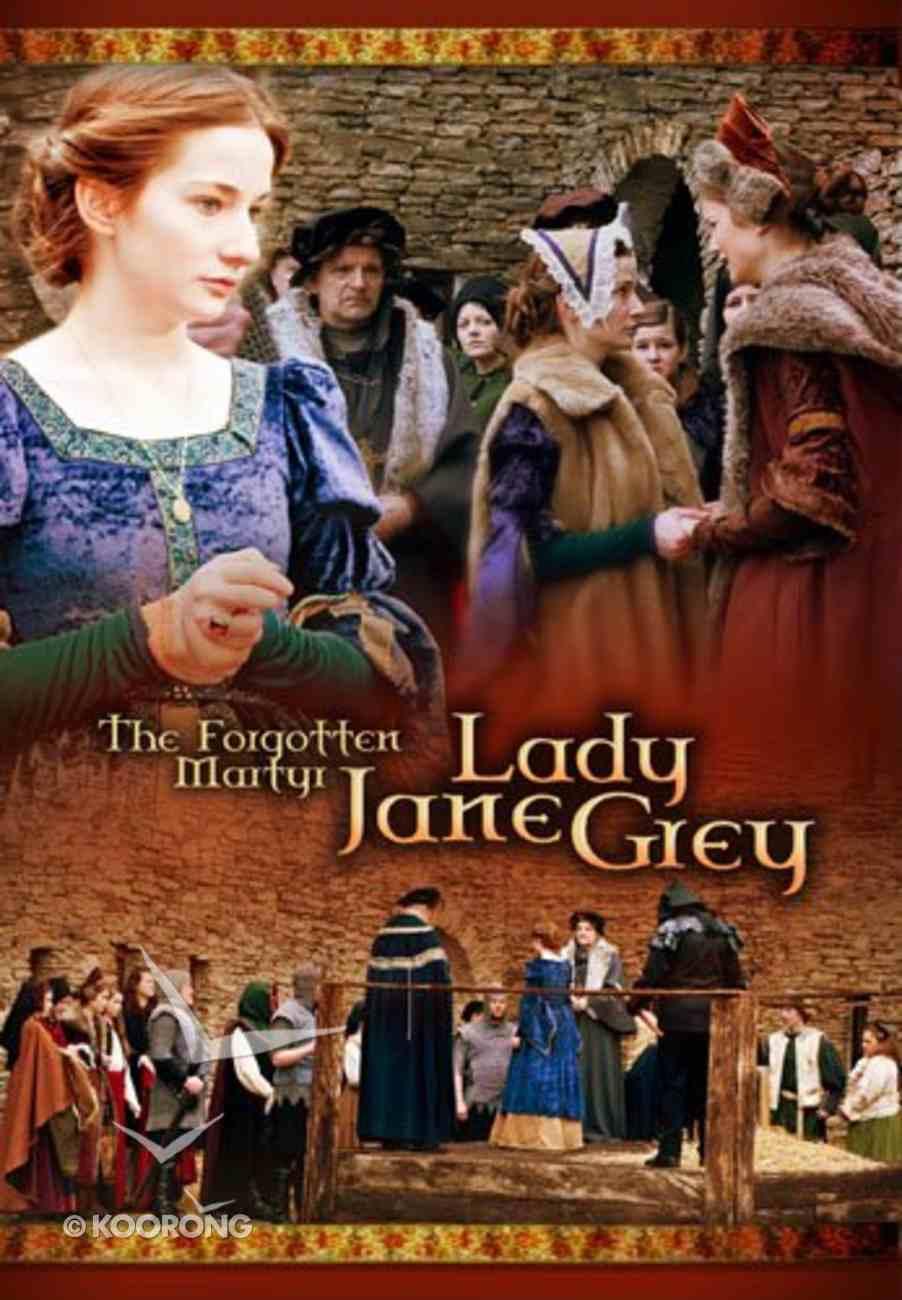 Lady Jane Grey DVD