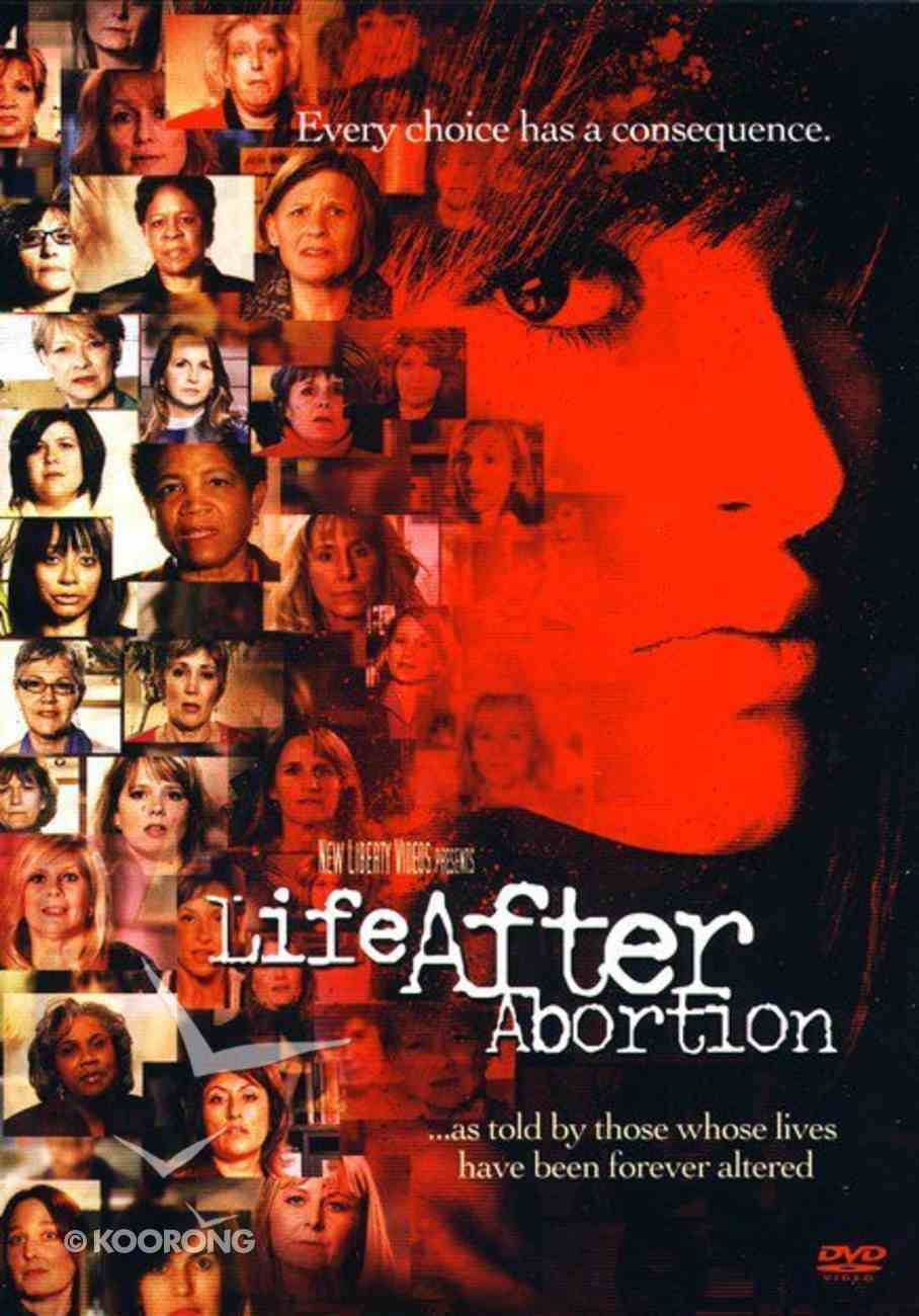 Life After Abortion DVD