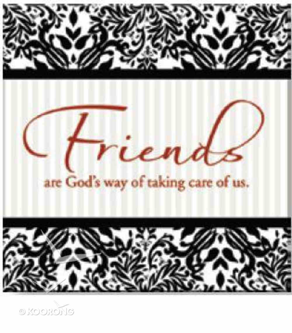Bright Ideas Magnet: Friends Novelty