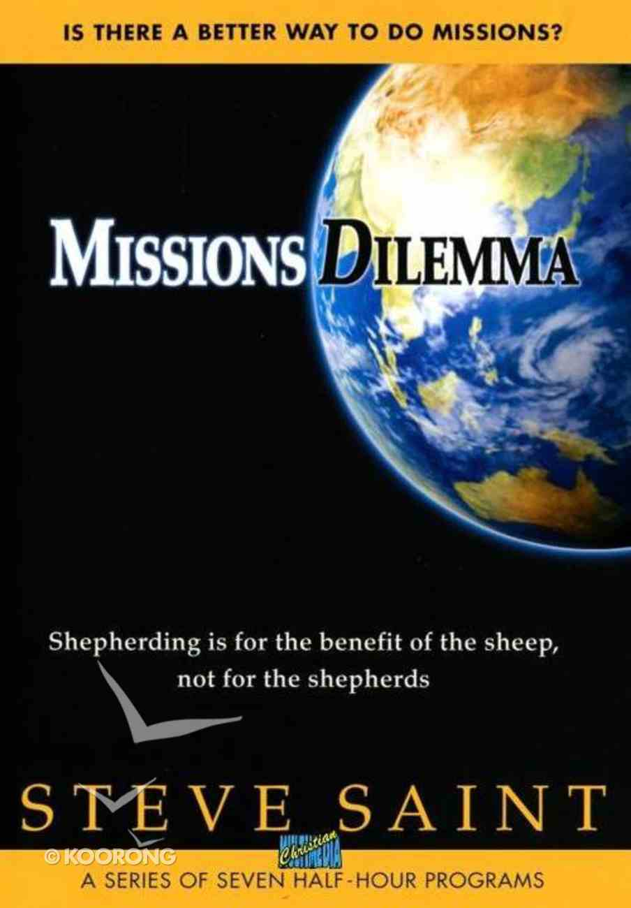 Missions Dilemma DVD