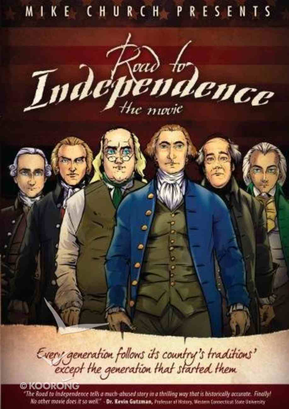 Road to Independence (133 Mins) DVD