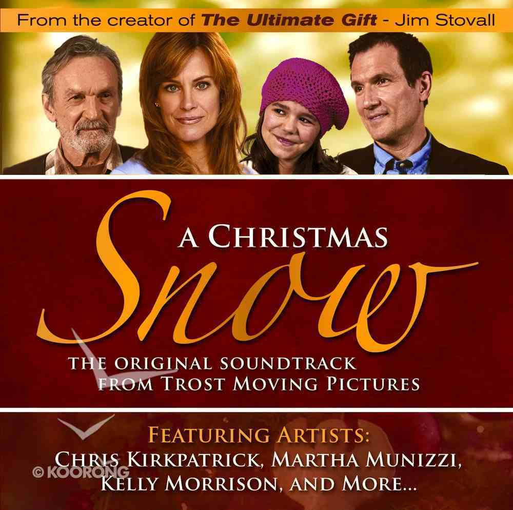 A Christmas Snow CD