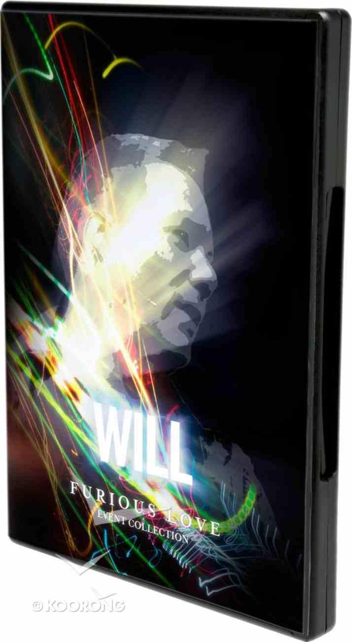 Furious Love Event: Will Hart DVD