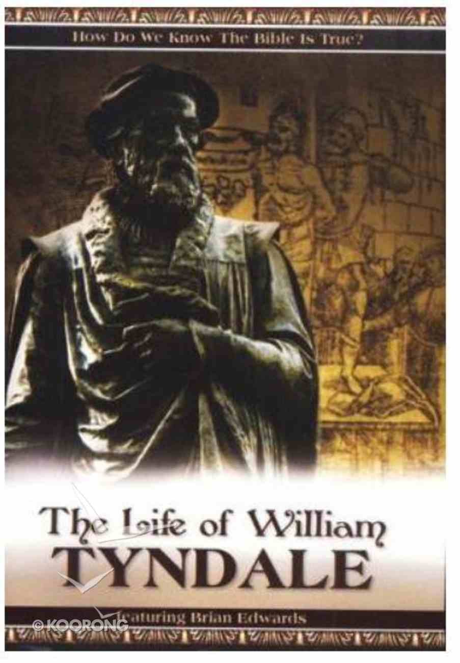 The Life of William Tyndale (48 Mins) DVD