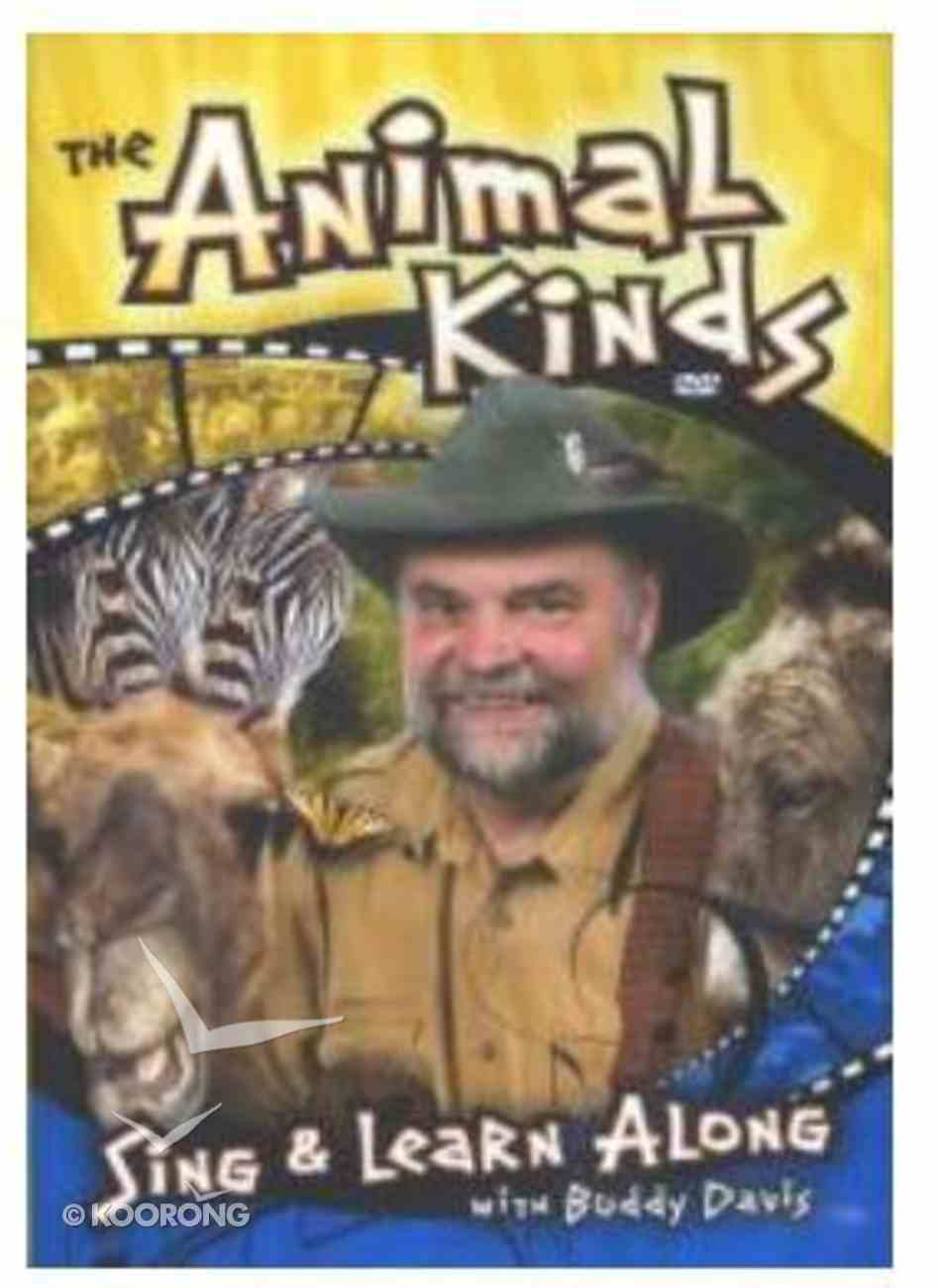 The Animal Kinds (Ages 5-11, 30 Mins) DVD
