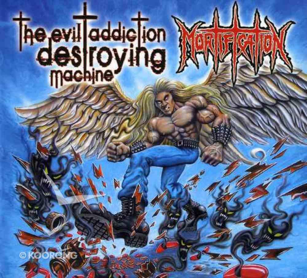 The Evil Addiction Destroying Machine CD