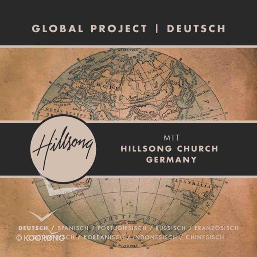 2012 Hillsong Global Project: German CD