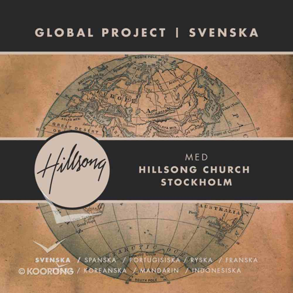 2012 Hillsong Global Project: Swedish CD