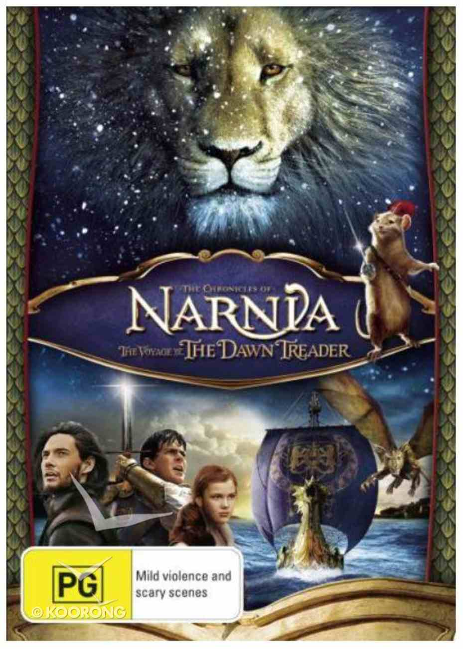 Narnia: The Voyage of the Dawn Treader DVD