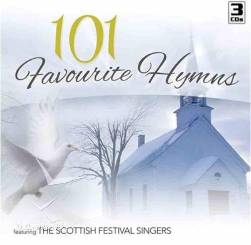 101 Favourite Hymns (3cds) CD