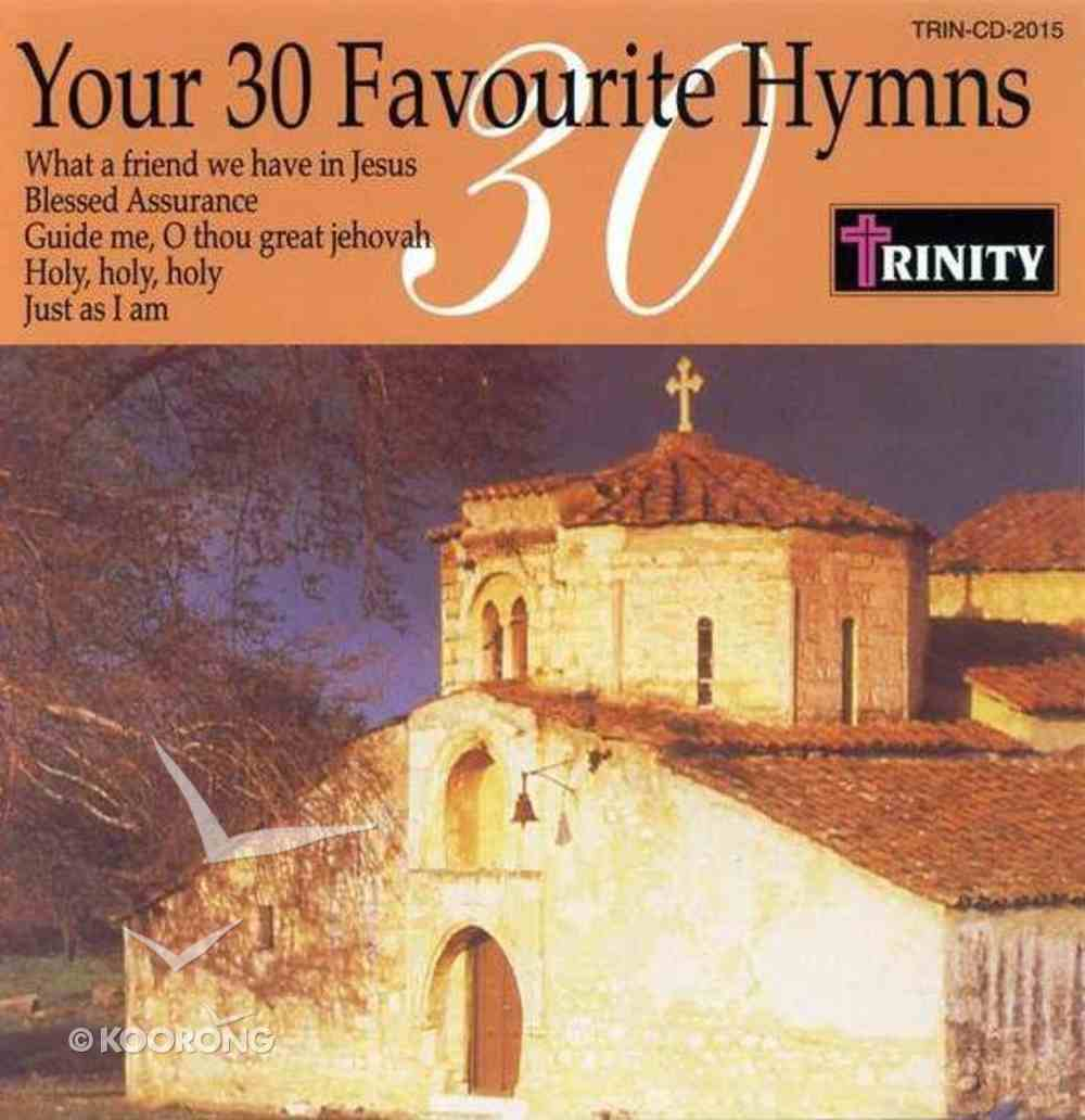 Your 30 Favourite Hymns CD
