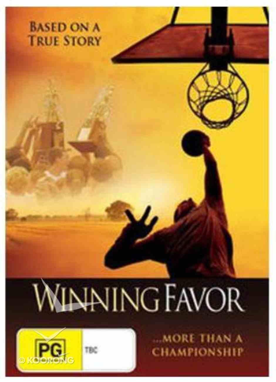 Winning Favor DVD