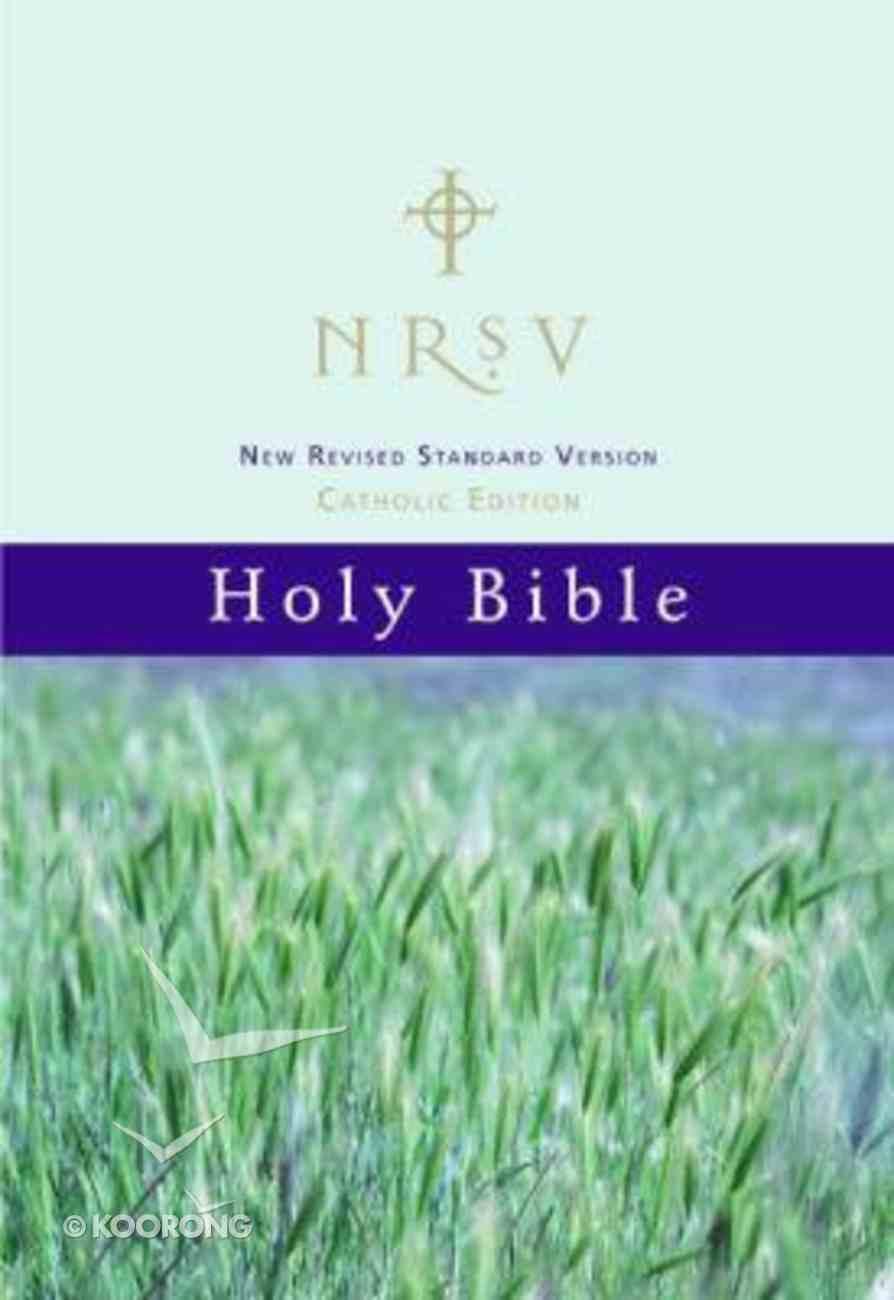 NRSV Catholic Edition Hardback