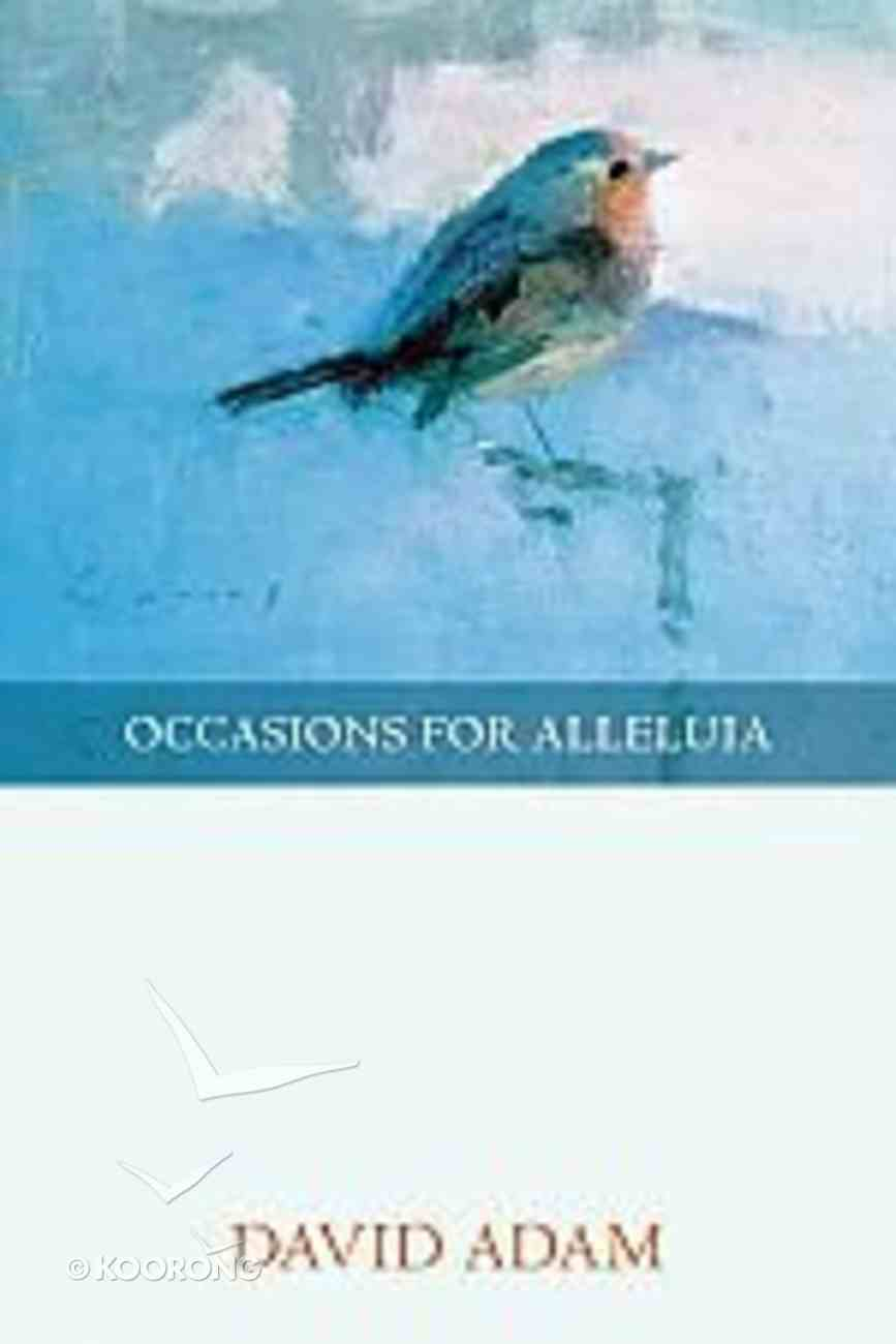 Occasions For Alleluia Paperback
