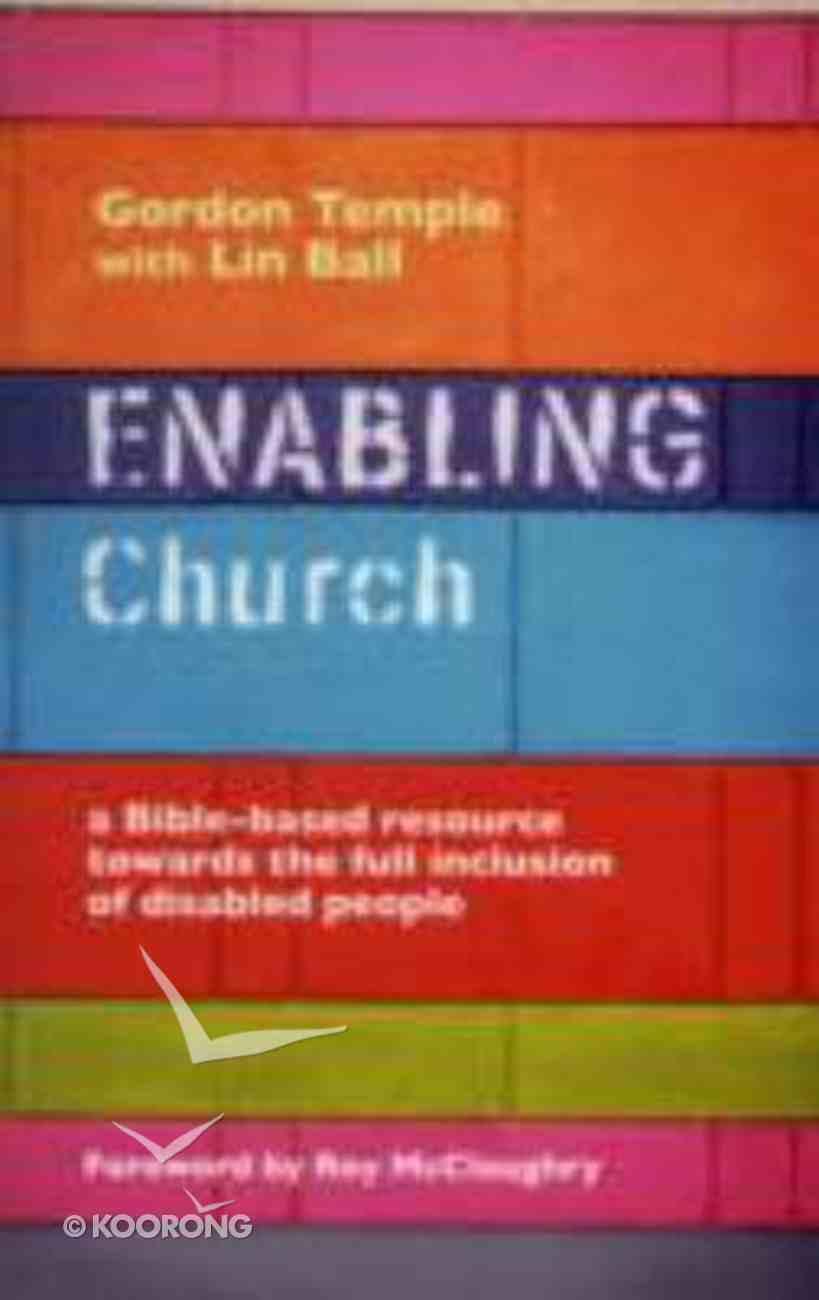 Enabling Church Paperback